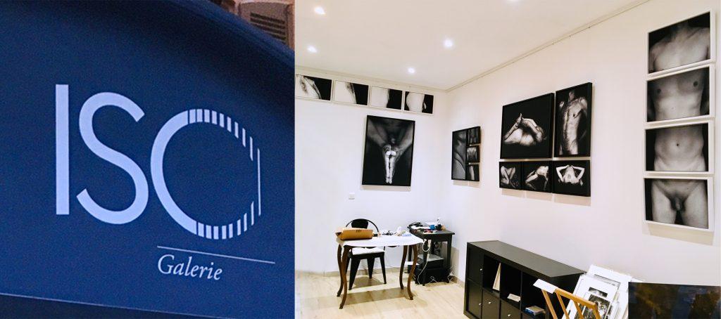 Exposition Nu masculin Galerie Iso Arles Mai 2019