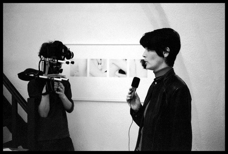 Interview Carol Letanneur photographe exposition à la Galerie à La Barak à Montpellier