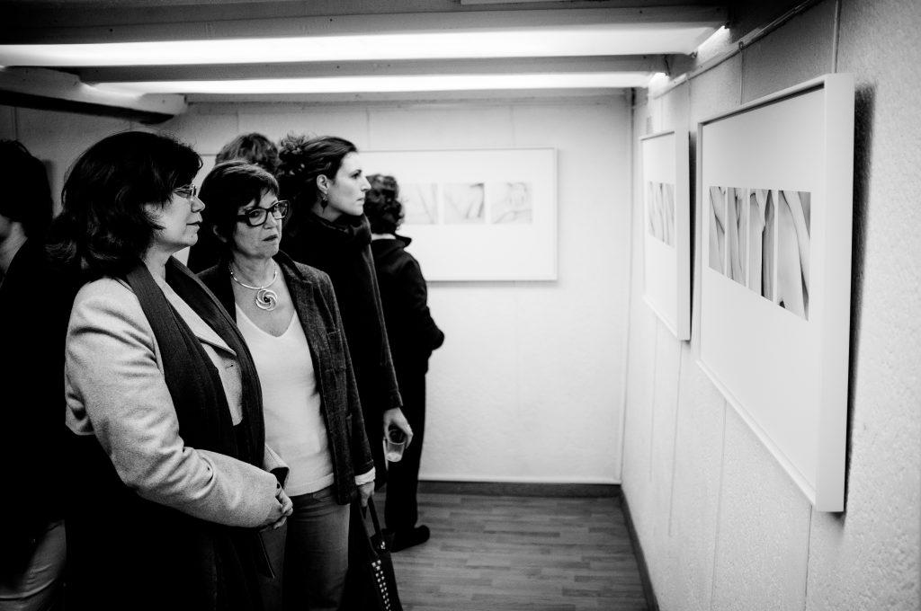 Off des Boutographies , Exposition série La mère et l'enfant La Barak Montpellier