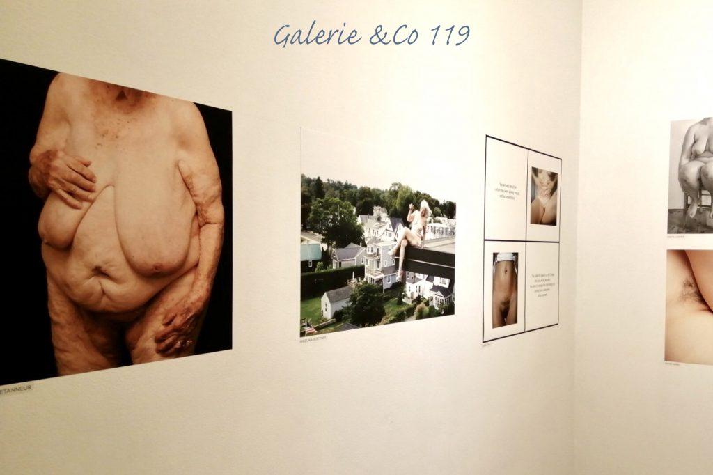 Galerie &CO 119 et Foto Femme United